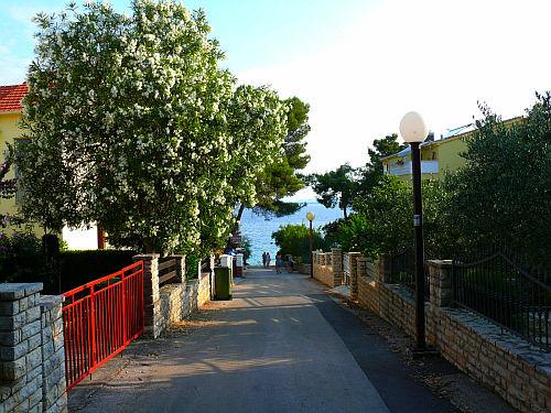 A kis utca, ahol 10 napig laktam