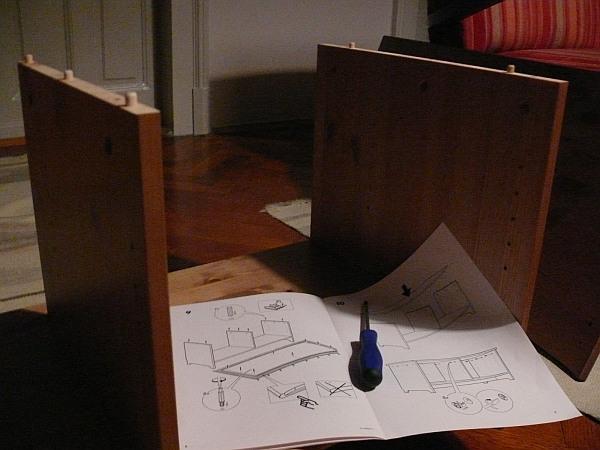 Ikea állvány