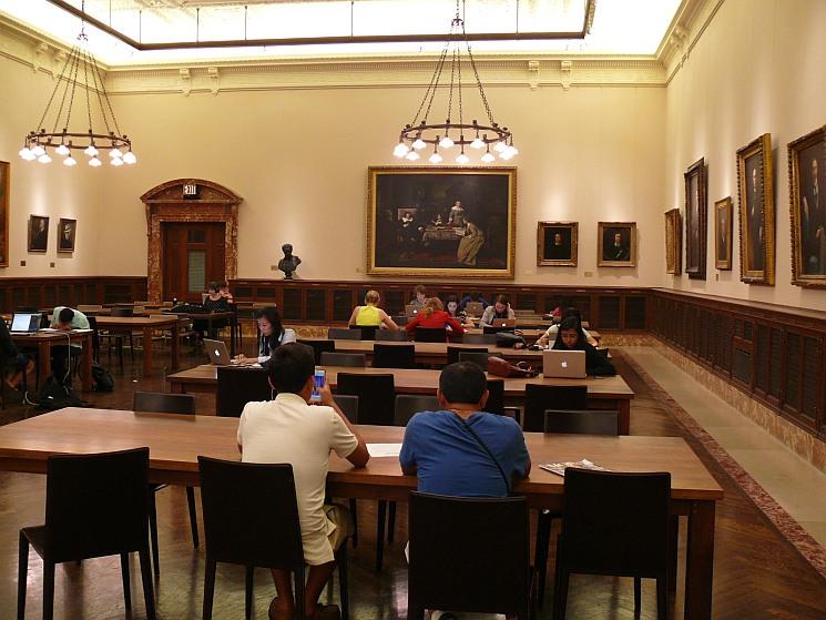 New York nagykönyvtár
