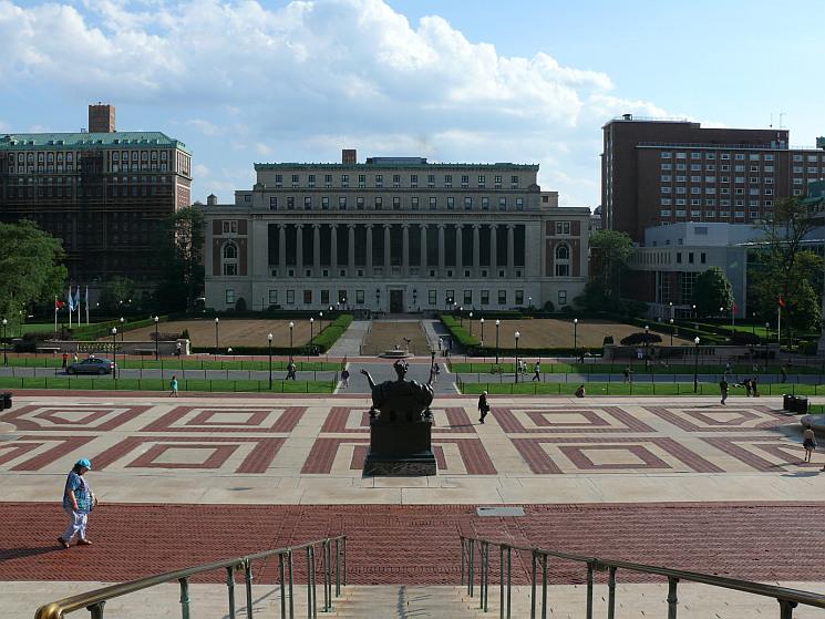 A Columbia Egyetem