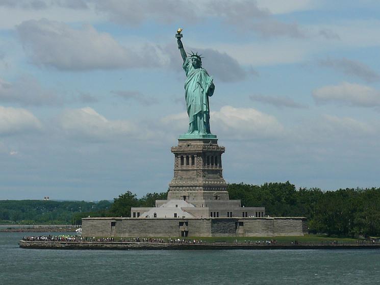 New York Szabadság-szobor