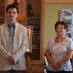 Gúzsba kötve táncolni - Rápli Pál építész kiállítása a Vitalitas Galériában