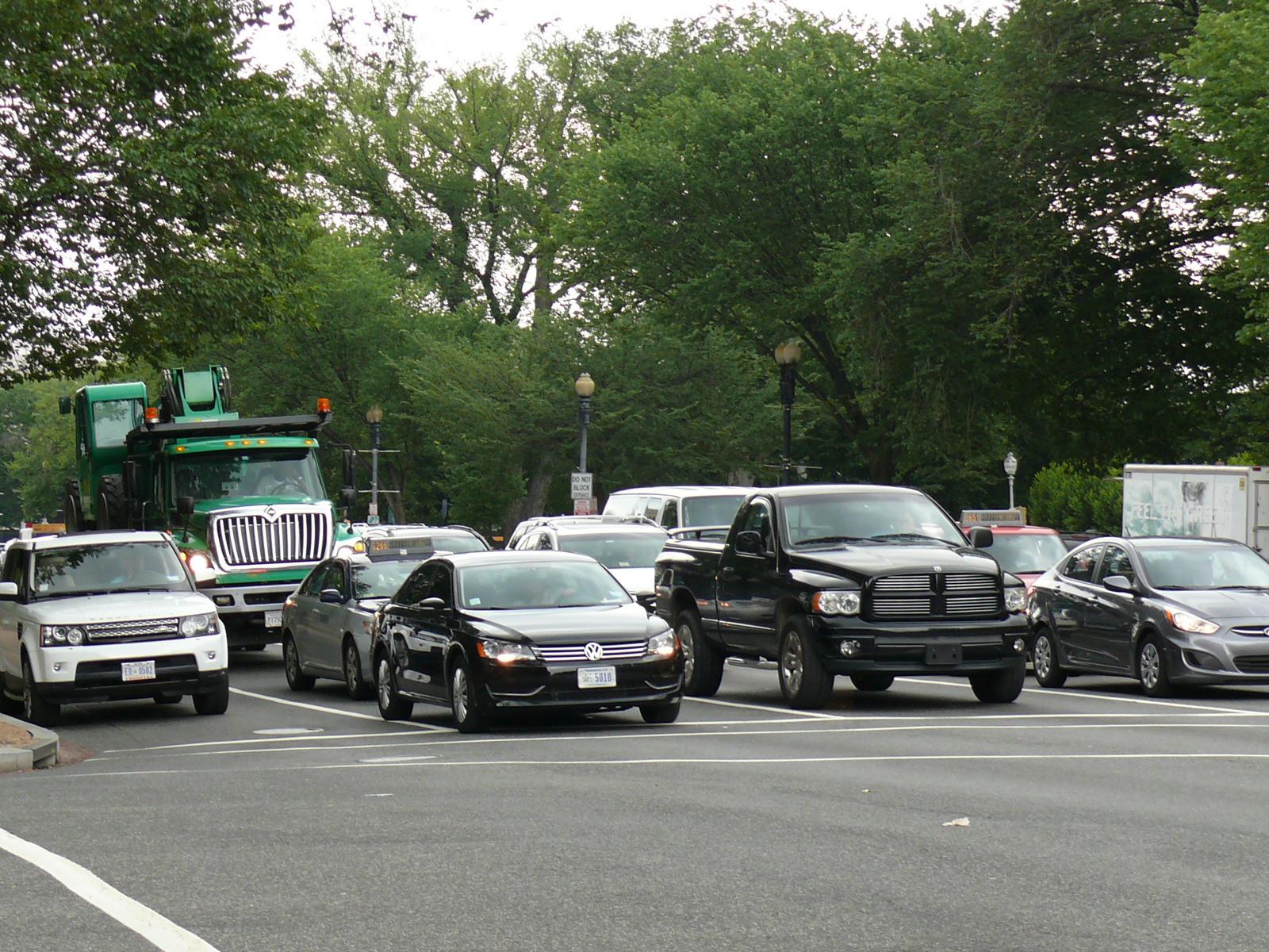 Autóvezetés az USA-ban