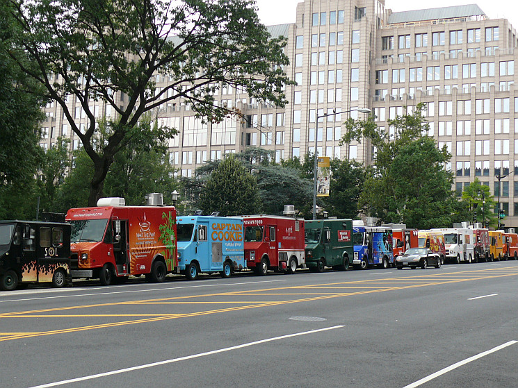 Foodtrucks in Washington