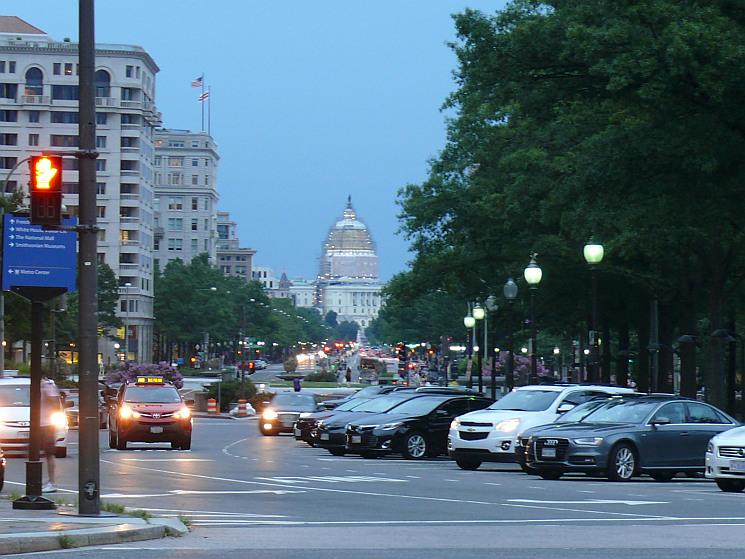 Washington belváros