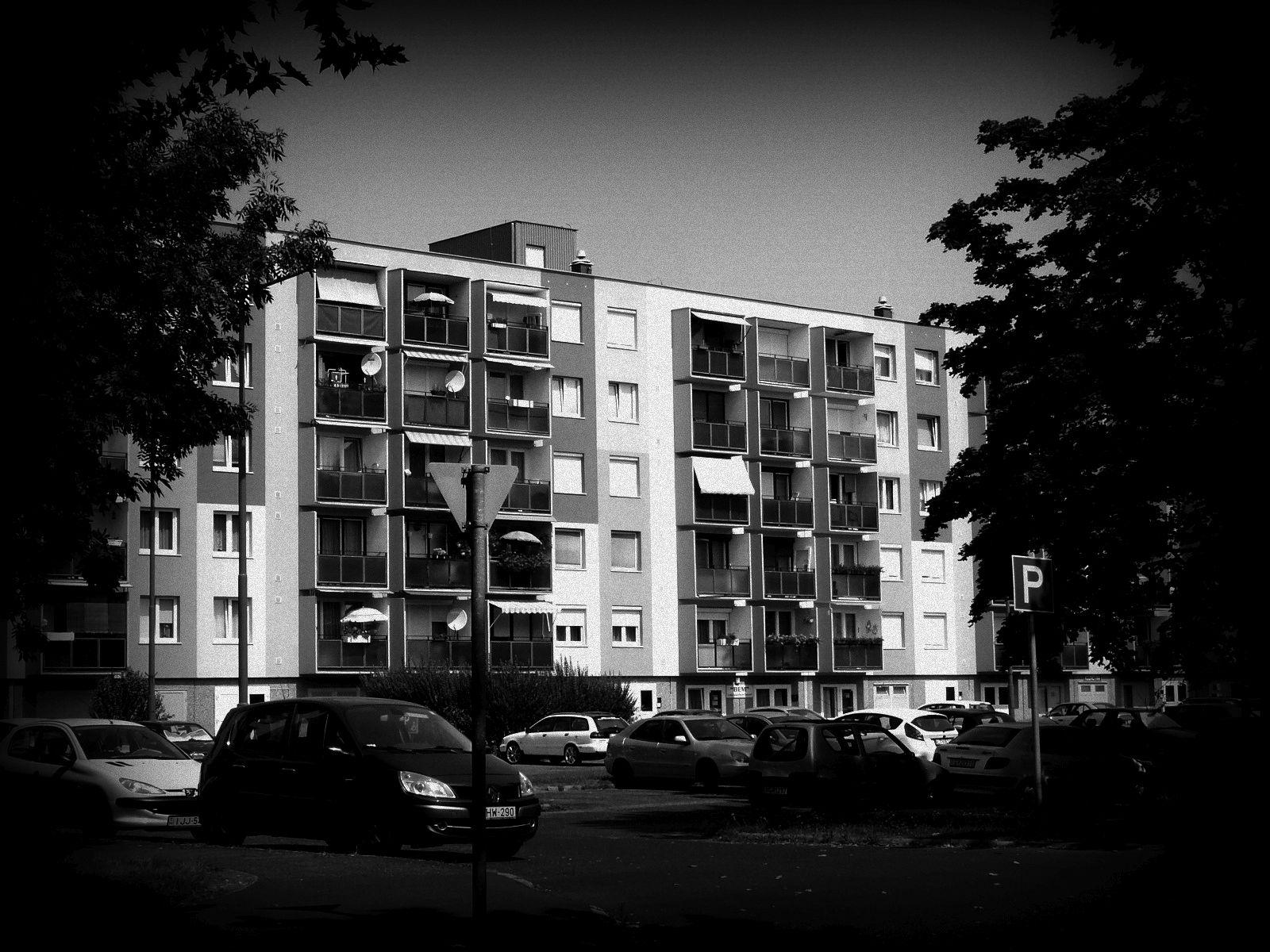 Szombathely, Derkovits-lakótelep