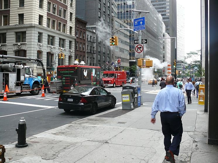 New York-i üzleti negyed, Water street