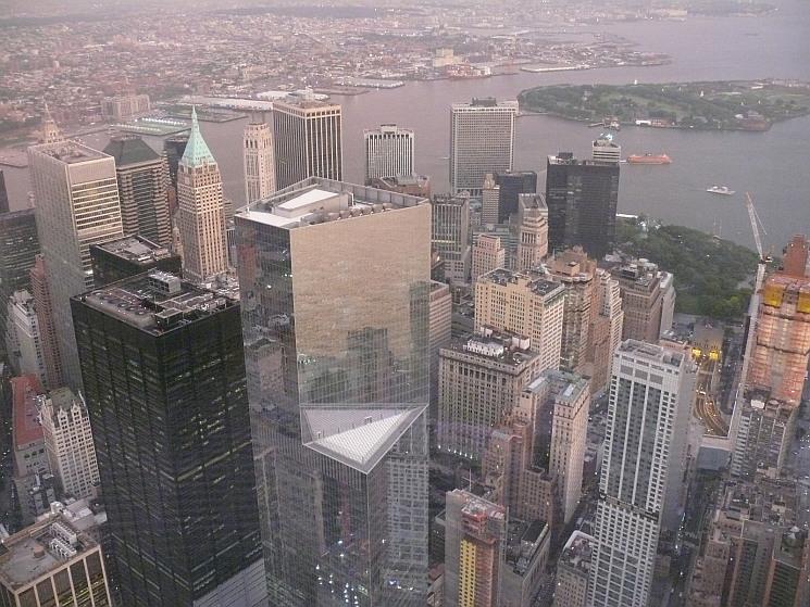 New York-i üzleti negyed