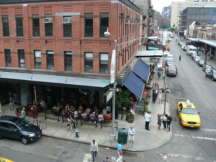 New York, Meatpacking District