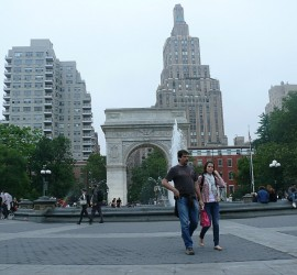 New York, Washington Square