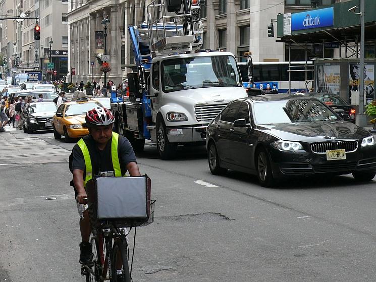 New York, közlekedés