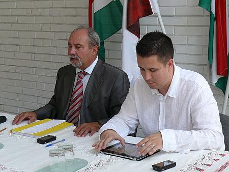 Ipkovich György és Czeglédy Csaba