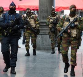 Brüsszeli terror