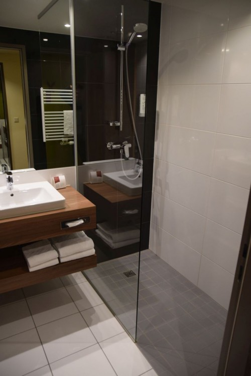 Hotel Doppio, Bécs