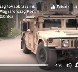 Vicces katonai videó