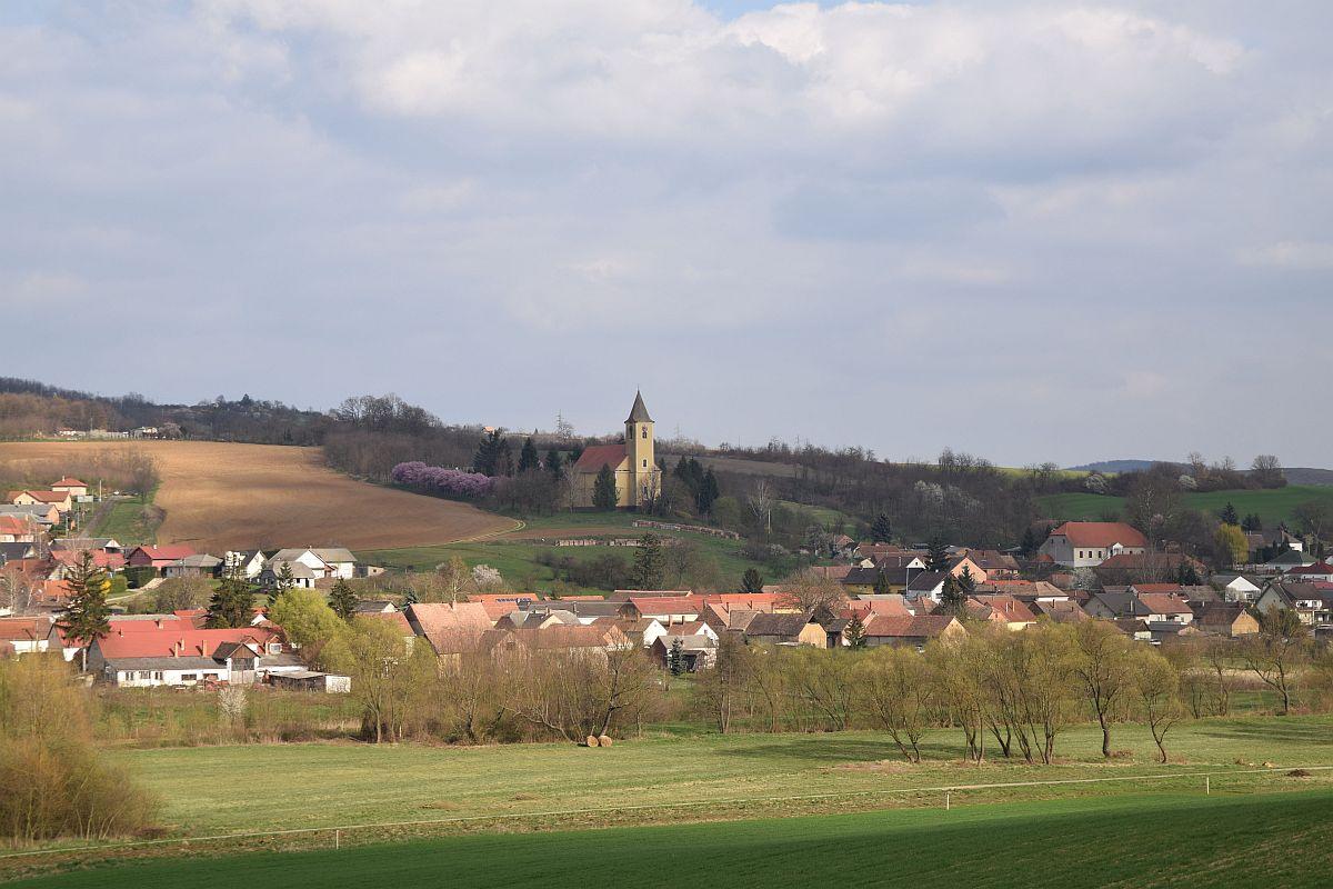 Baranyai falu