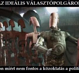 Az ideális választópolgárok