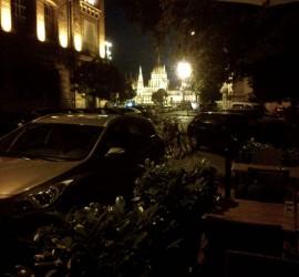 Budapest Batthyanyi tér