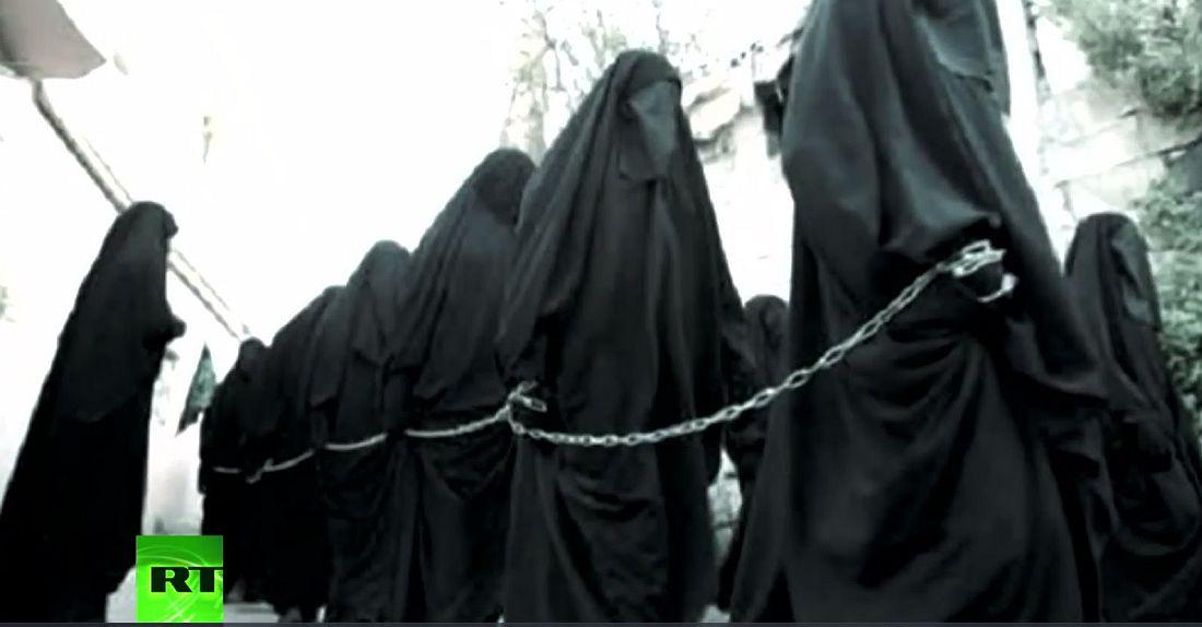 Amikor az ISIS elfoglalta az iraki Moszul városát, tömegével vitték el szexrabszolgának a katolikus nőket