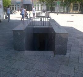 Nyilvános vécé