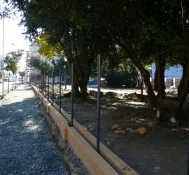 Savaria Múzeum parkja