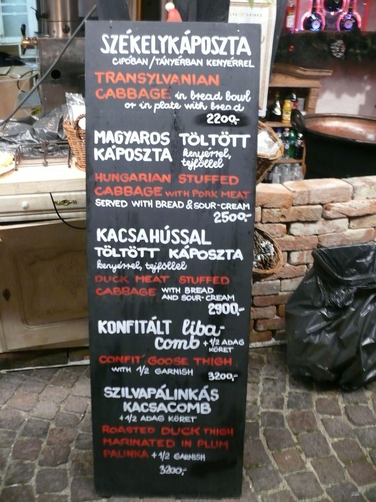 Budapest, adventi vásár a Bazilikánál