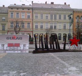 Gulag installáció