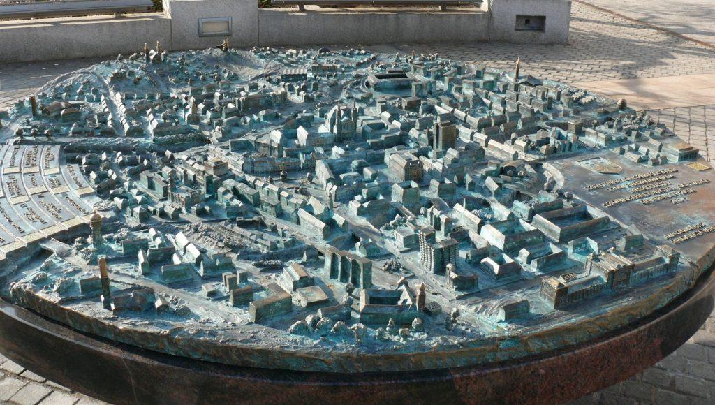 Városmakett, Szombathely