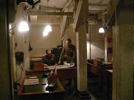 Cabinet War Rooms, London