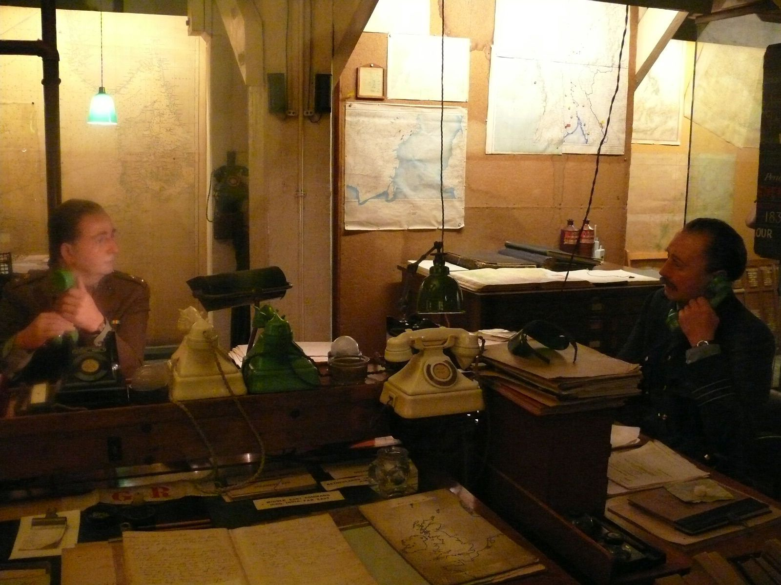 London, War Rooms