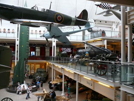 London, War Museum