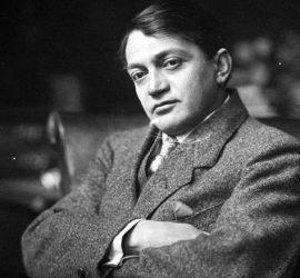 Ady Endre Székely Aladár felv. 1915 k.