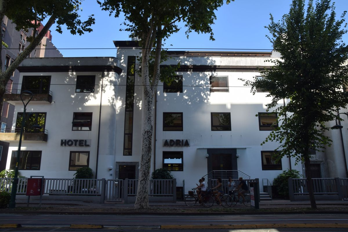 Hotel Adria, Mestre