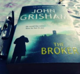 John Grisham: The broker