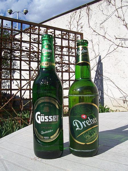 Dreher és Gösser