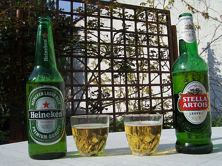 Heineken Stella Artois
