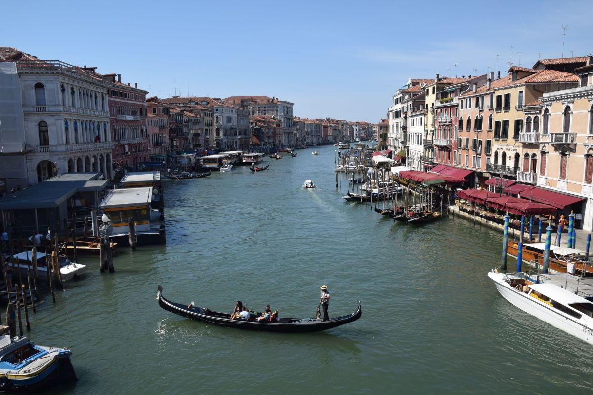 Velence, Grand Canal