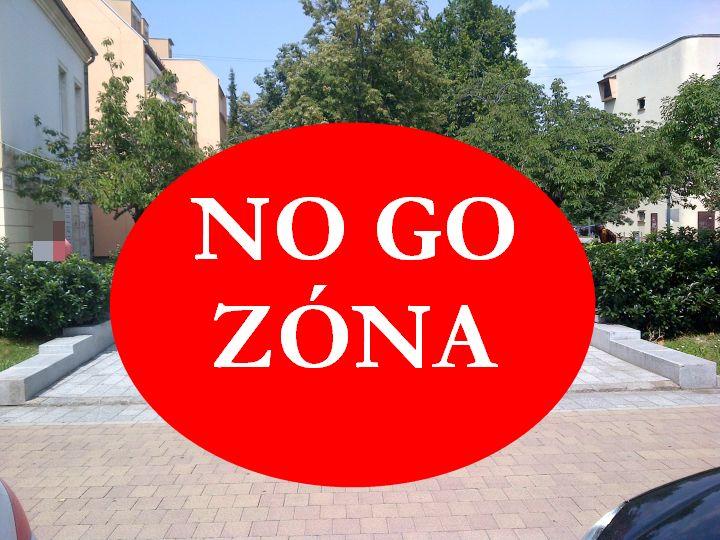 No Go zóna Szombathelyen