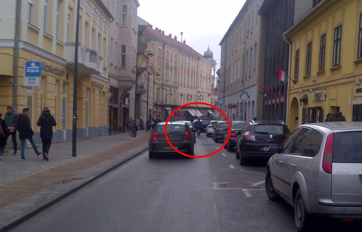 Kőszeg utca, Szombathely