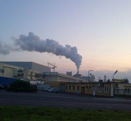 Falco-gyár, Szombathely