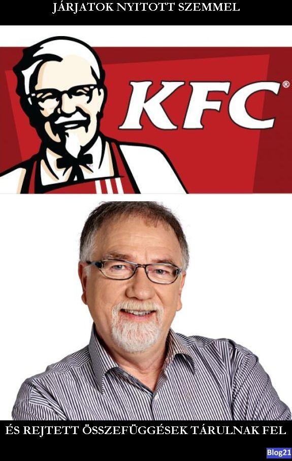 Vágó István és a KFC kapcsolata